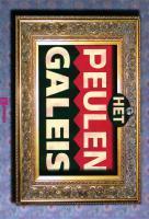 Poster voor Het Peulengaleis