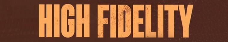Banner voor High Fidelity