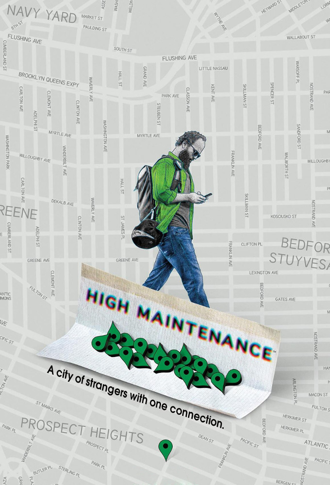 Poster voor High Maintenance