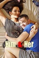 Poster voor Him & Her