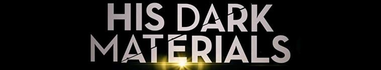 Banner voor His Dark Materials