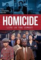 Poster voor Homicide: Life on the Street