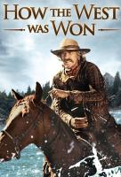 Poster voor How the West Was Won