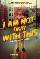 Poster voor I Am Not Okay With This