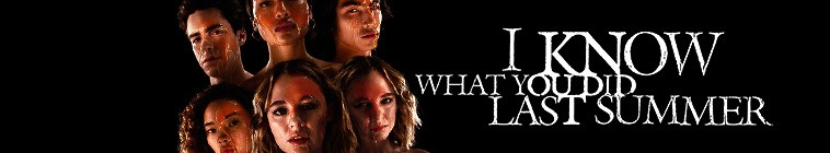 Banner voor I Know What You Did Last Summer