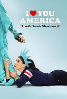 Poster voor I Love You, America