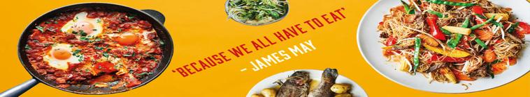 Banner voor James May: Oh Cook!