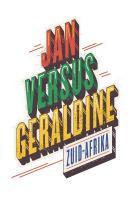 Poster voor Jan versus Geraldine