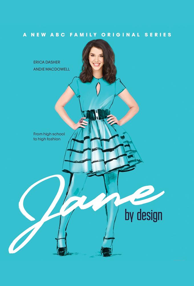 Poster voor Jane by Design