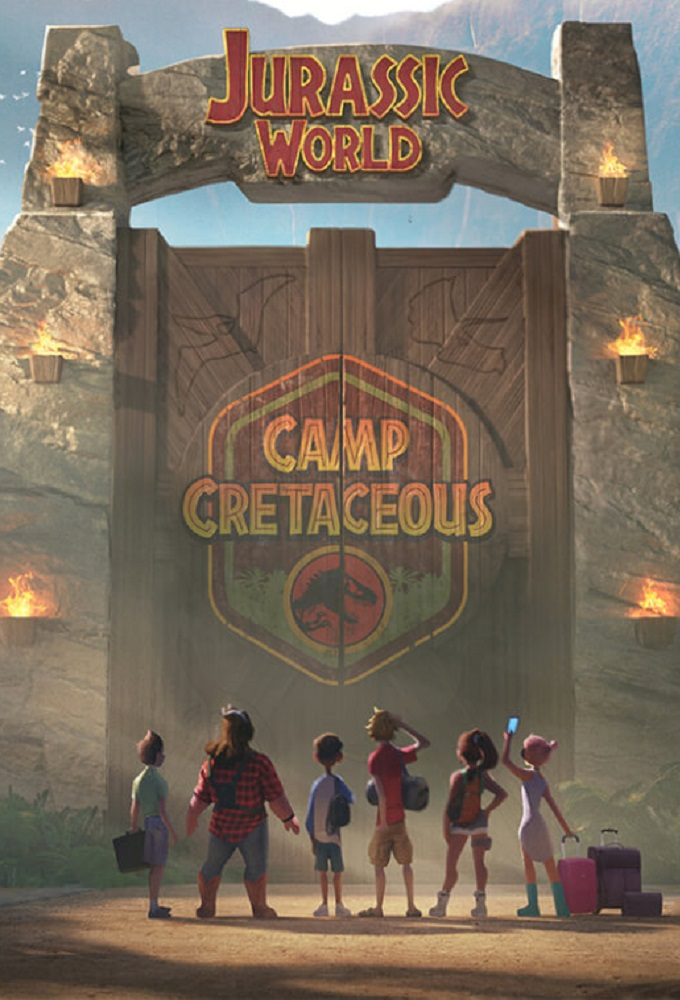 Poster voor Jurassic World: Camp Cretaceous
