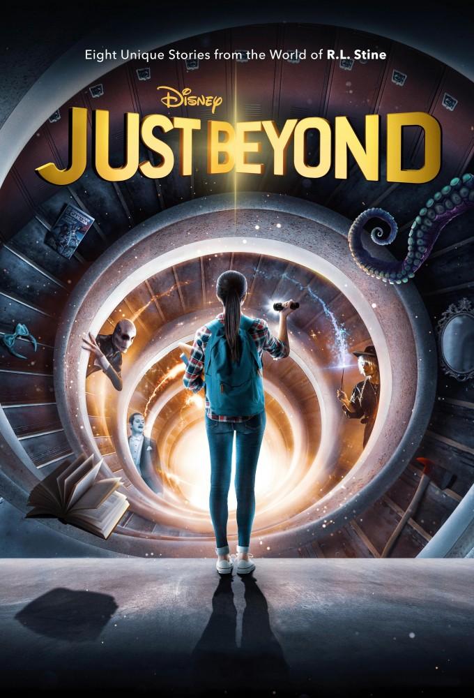 Poster voor Just Beyond