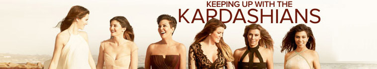 Banner voor Keeping Up with the Kardashians