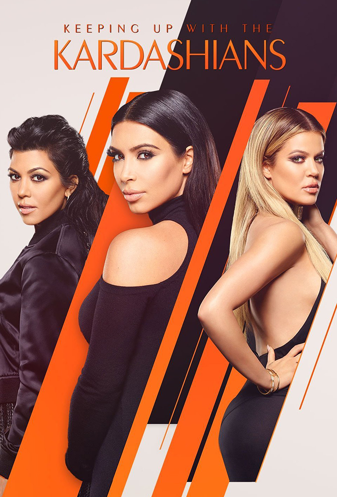 Poster voor Keeping Up with the Kardashians