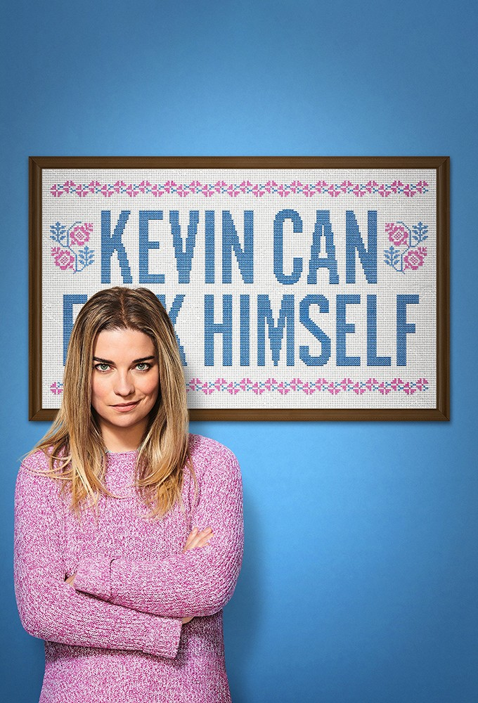 Poster voor Kevin Can F**k Himself