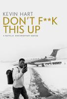 Poster voor Kevin Hart: Don't F**k This Up