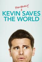 Poster voor Kevin (Probably) Saves the World