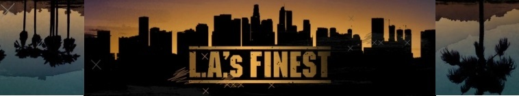 Banner voor L.A.'s Finest