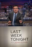 Poster voor Last Week Tonight with John Oliver
