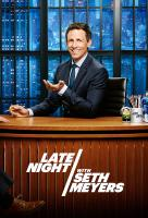 Poster voor Late Night with Seth Meyers