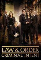 Poster voor Law & Order: Criminal Intent
