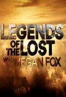 Poster voor Legends of the Lost with Megan Fox