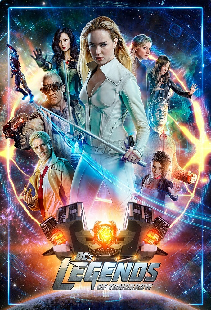 Poster voor Legends of Tomorrow