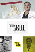 Poster voor License To Kill
