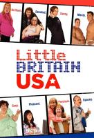 Poster voor Little Britain USA