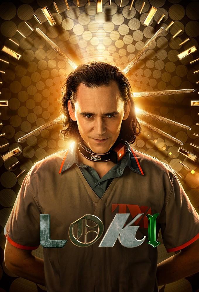 Poster voor Loki