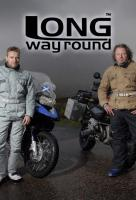Poster voor Long Way Round