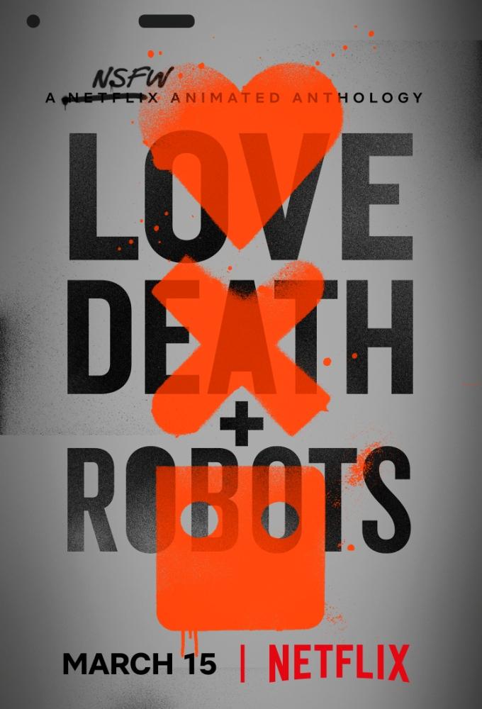 Poster voor Love, Death and Robots