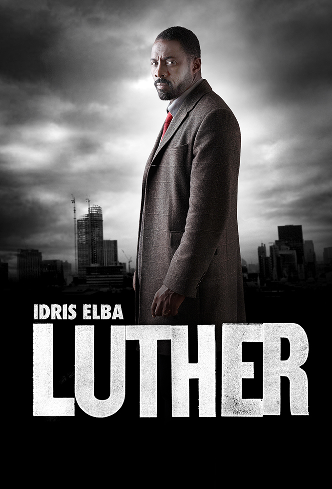 Poster voor Luther