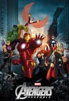 Poster voor Marvel's Avengers Assemble