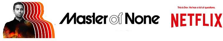 Banner voor Master of None