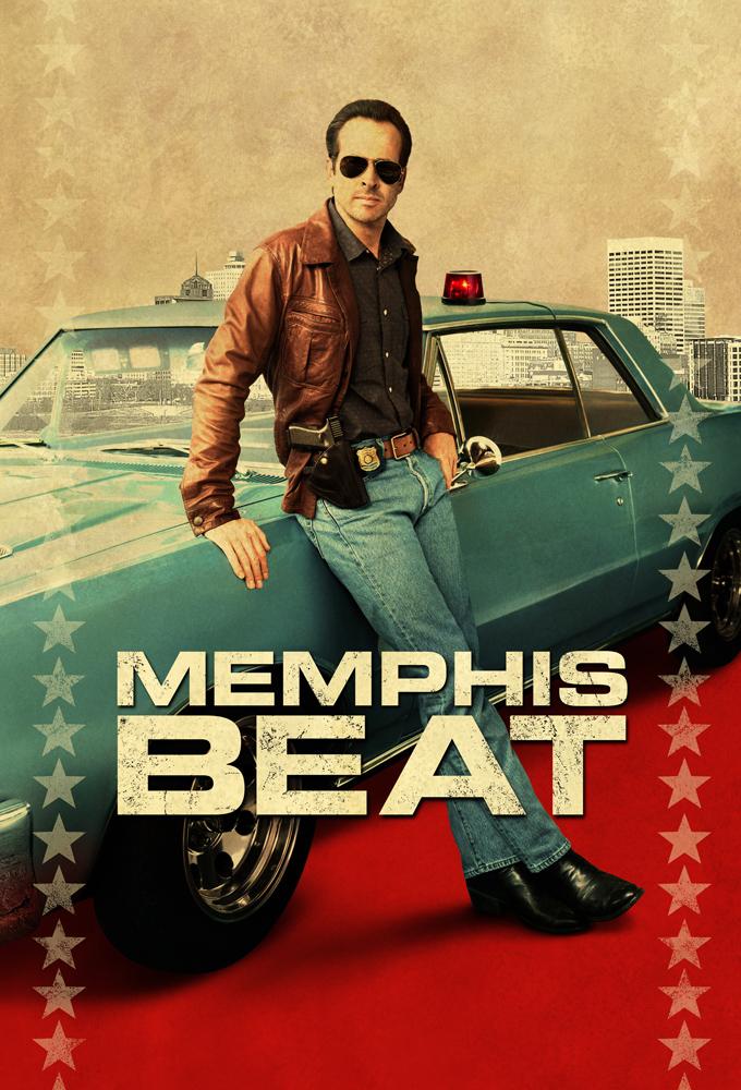 Poster voor Memphis Beat
