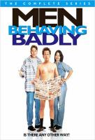 Poster voor Men Behaving Badly