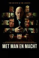 Poster voor Met man en macht