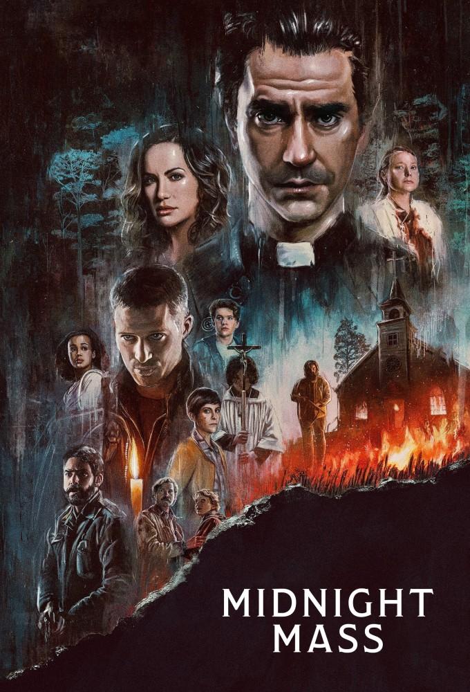Poster voor Midnight Mass