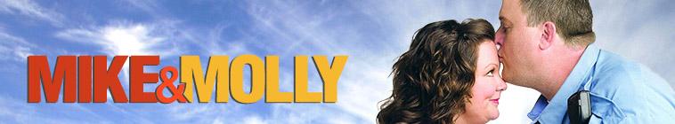 Banner voor Mike & Molly