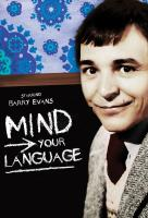 Poster voor Mind Your Language