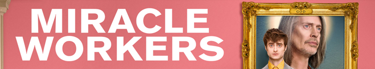 Banner voor Miracle Workers (2019)