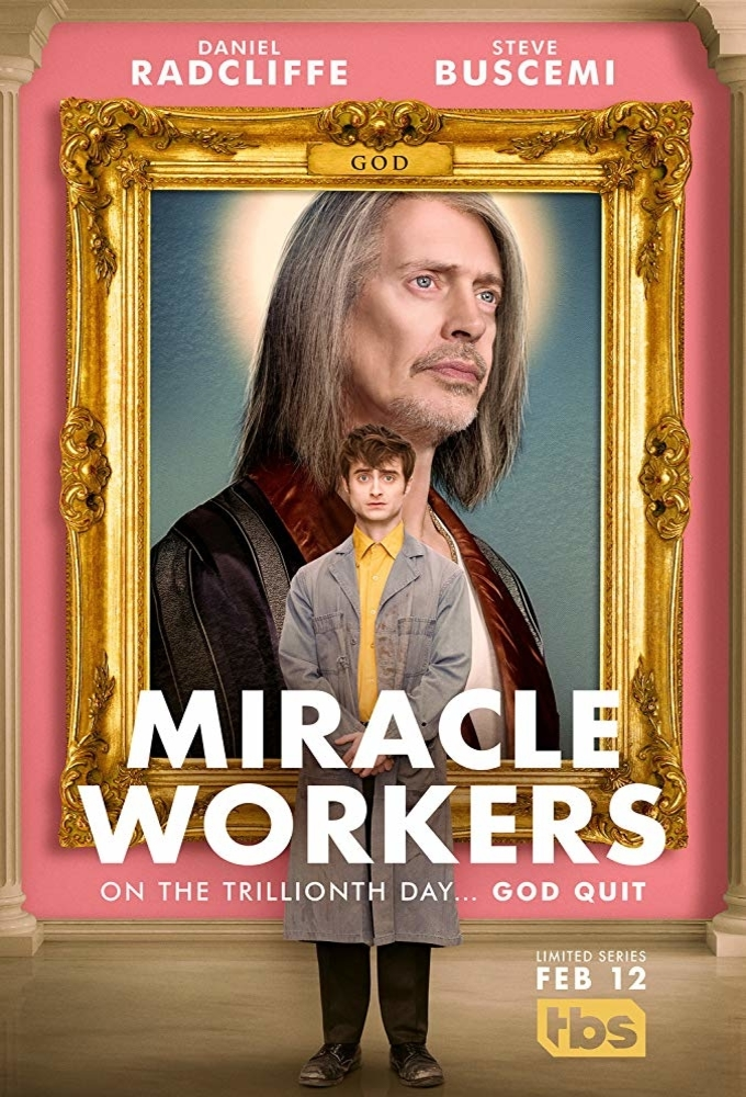 Poster voor Miracle Workers (2019)