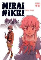 Poster voor Mirai Nikki