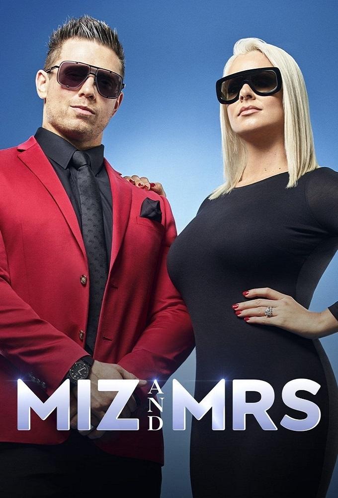 Poster voor Miz and Mrs