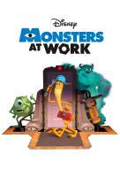 Poster voor Monsters At Work