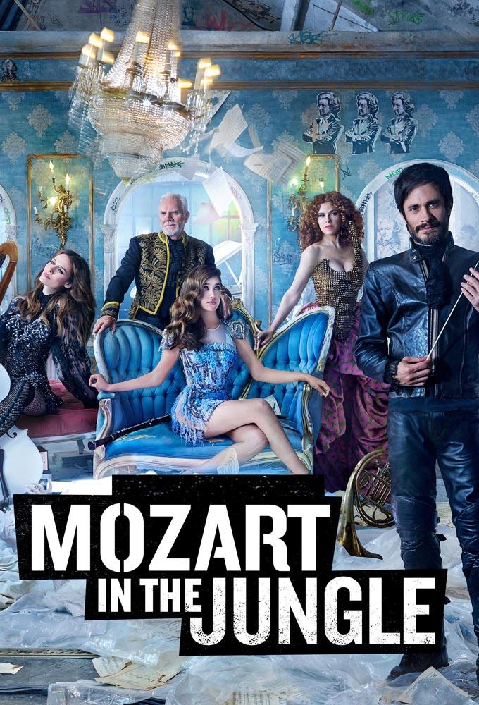 Poster voor Mozart in the Jungle