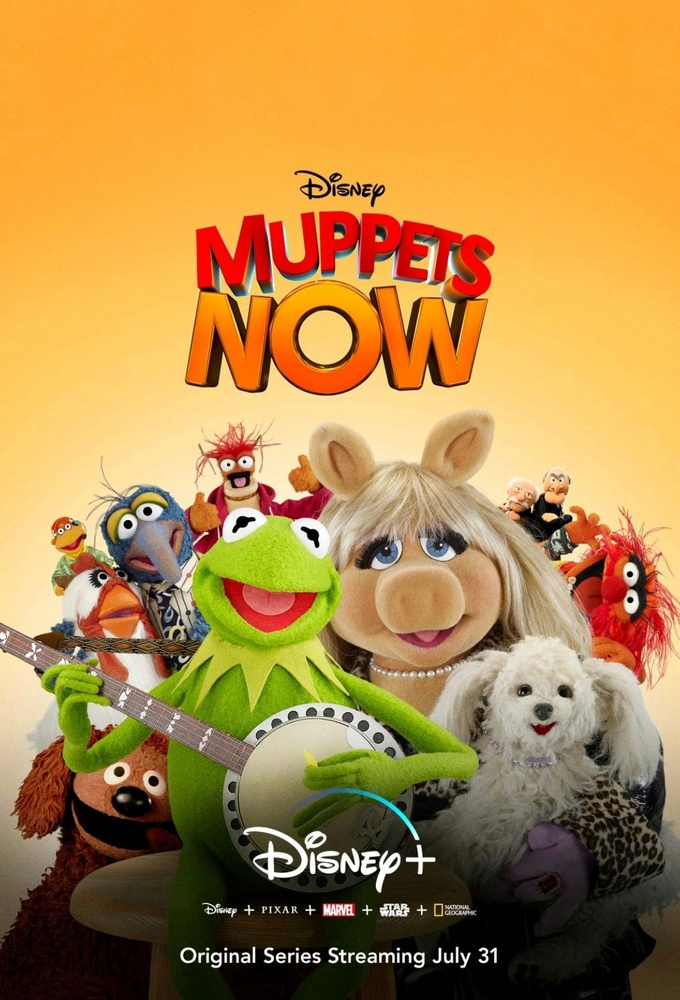 Poster voor Muppets Now