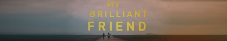 Banner voor My Brilliant Friend