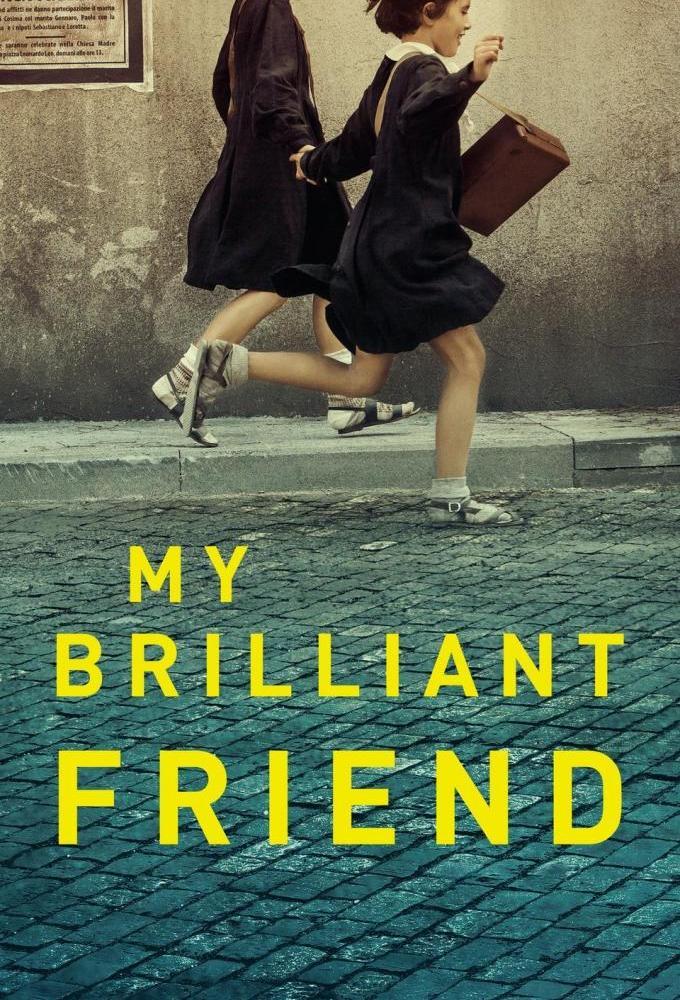 Poster voor My Brilliant Friend
