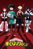 Poster voor My Hero Academia